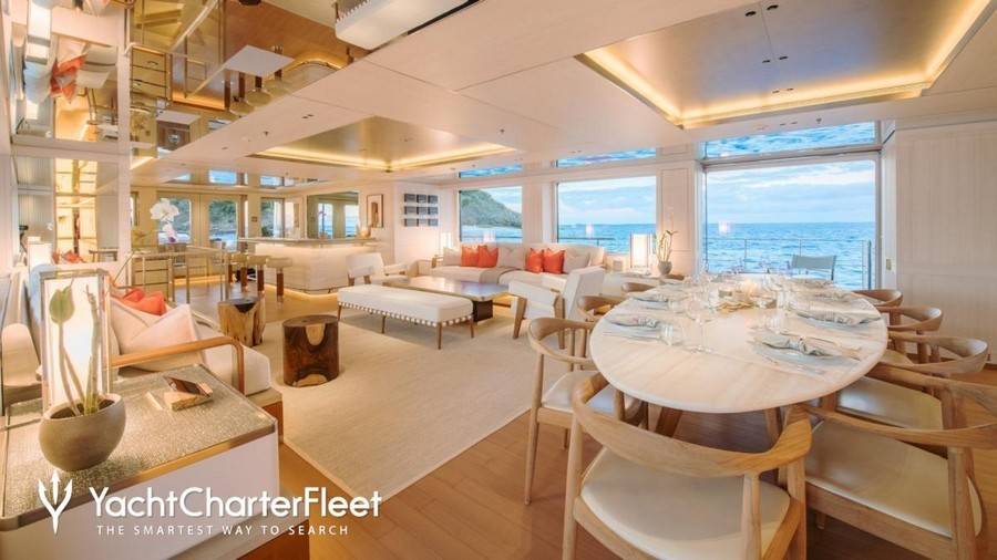 6 Amazing Dining tables used by Top interior Designers in yachts dining tables 6 Amazing Dining tables used by Top interior Designers in yachts Driftwood2 RemiTessier2