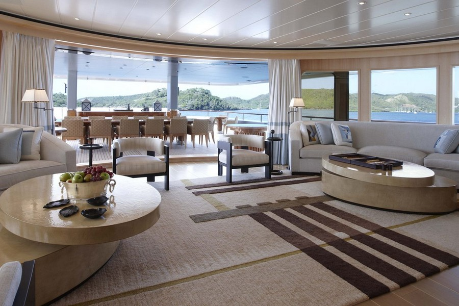 yacht interiors Have a look at 50 of the greatest yacht interiors – Part 3 EbonyShine3