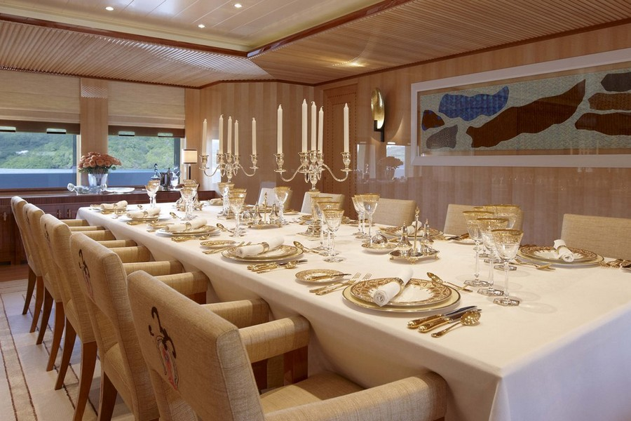 yacht interiors Have a look at 50 of the greatest yacht interiors – Part 3 EbonyShine7