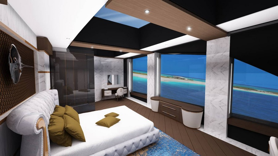 De Azcarate Design Eleuthera: the new yacht concept by De Azcarate Design Eleuthera De Azcarate Design 5