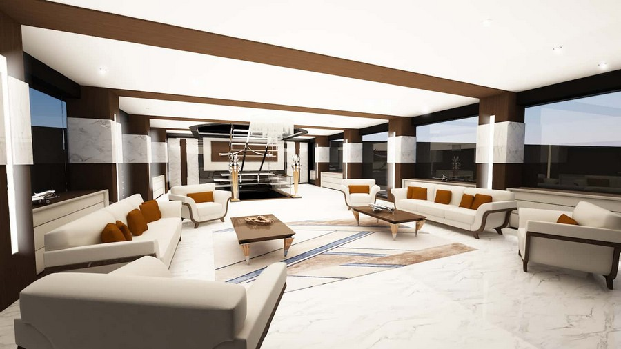 De Azcarate Design Eleuthera: the new yacht concept by De Azcarate Design Eleuthera De Azcarate Design 7