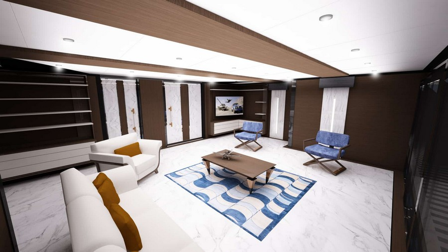 De Azcarate Design Eleuthera: the new yacht concept by De Azcarate Design Eleuthera De Azcarate Design 8