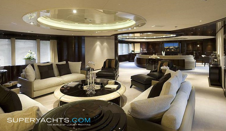 yacht interiors Have a look at 50 of the greatest yacht interiors – Part 3 Eminence1