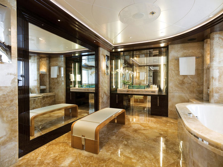 yacht interiors Have a look at 50 of the greatest yacht interiors – Part 3 Eminence4