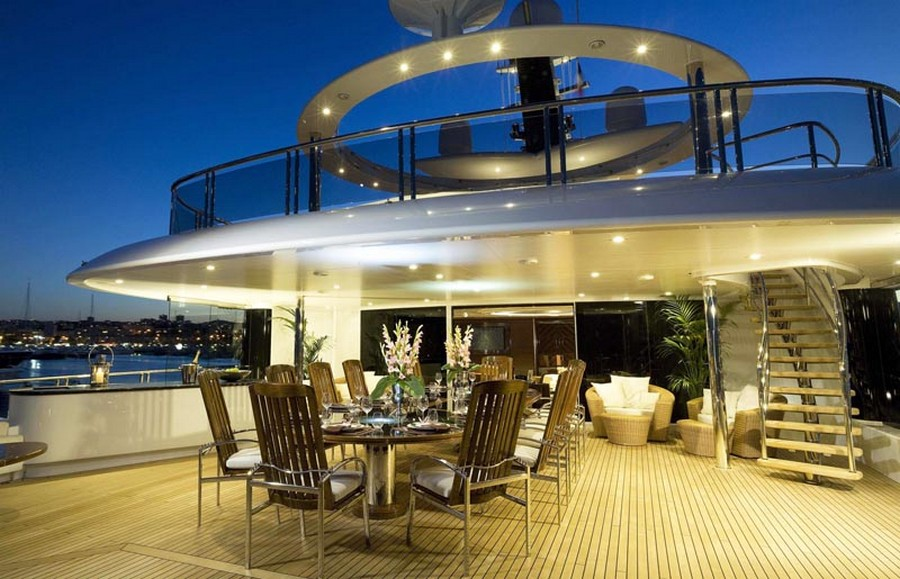yacht interiors Have a look at 50 of the greatest yacht interiors – Part 3 Eminence5