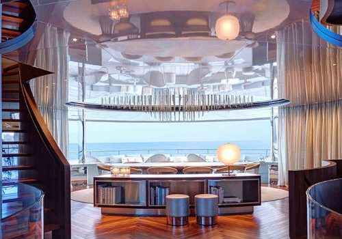 Have a look at 5 of the best luxury owner's decks in yachts decks in yachts Have a look at 5 of the best luxury owner's decks in yachts FEATURE 12 500x350