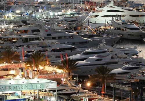 Dubai International Boat Show 2019: what we know so far Dubai International Boat Show Dubai International Boat Show 2019: what we know so far FEATURE 13 500x350