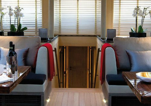 Top yacht designers: 5 luxury yacht interiors by Remi Tessier yacht interiors Top yacht designers: 5 luxury yacht interiors by Remi Tessier FEATURE 20 500x350