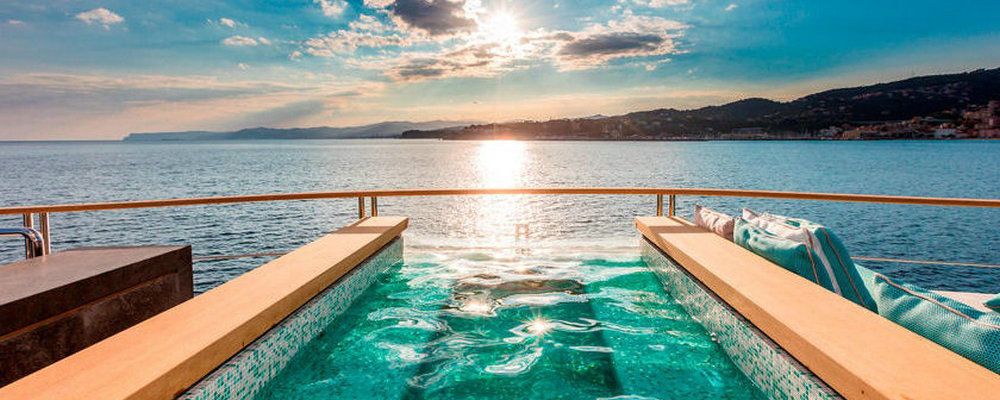 superyacht pools Have a look at our top 7 best superyacht pools FEATURE 28