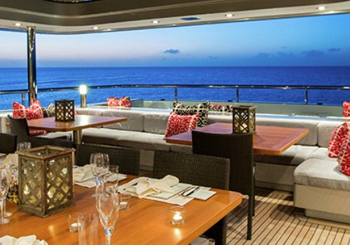Slipstream: the perfect Superyacht Charter for Spring Break slipstream Slipstream: the perfect Superyacht Charter for Spring Break FEATURE 31 500x350