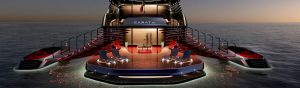 Some of 2019's most extravagant yacht concepts released so far