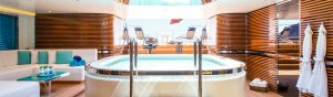 These are 7 of the best yacht beach clubs out there