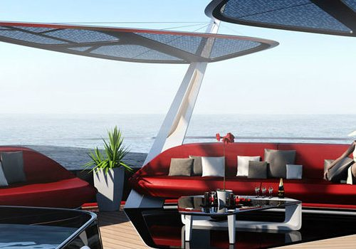 Check out the elegance of Technicon's Carat 187 Superyacht