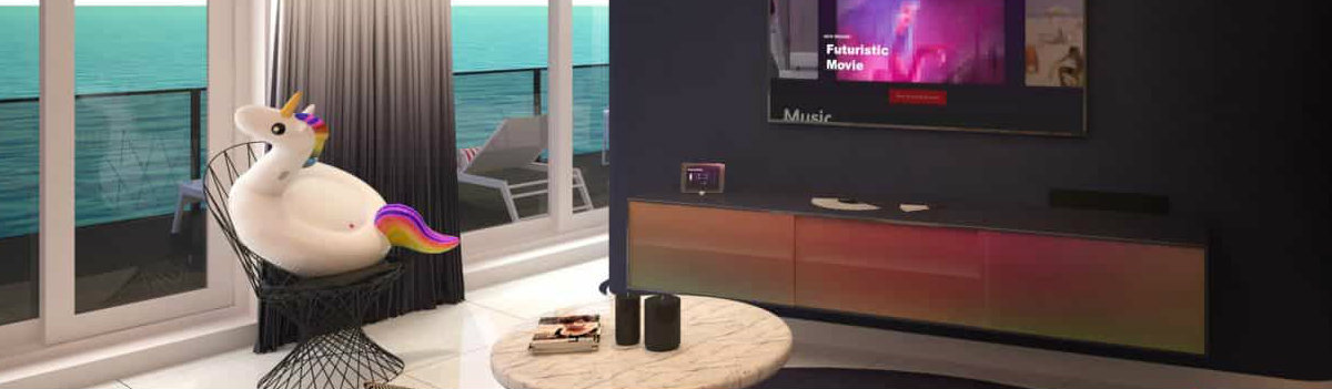 Tom Dixon The Scarlet Lady: have a look at the suites designed by Tom Dixon FEATURE