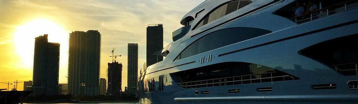 Miami Yacht Show Miami Yacht Show 2019: what to expect this year FEATURE USE