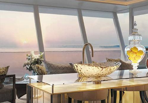 See the most Luxurious Suite unveiled by Regent Seven Seas Cruises most Luxurious Suite See the most Luxurious Suite unveiled by Regent Seven Seas Cruises Feature 500x350