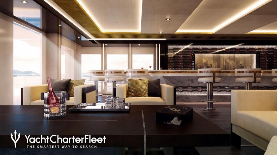 yacht interiors Have a look at 50 of the greatest yacht interiors – Part 3 ILLUSION PLUS 13
