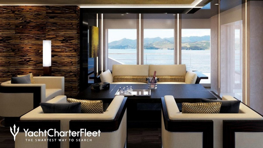 Have a look at 50 of the greatest yacht interiors - Part 3 yacht interiors Have a look at 50 of the greatest yacht interiors – Part 3 ILLUSION PLUS 14