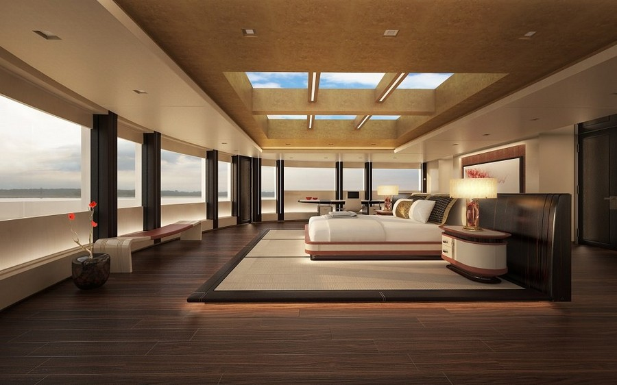 Have a look at 50 of the greatest yacht interiors - Part 3