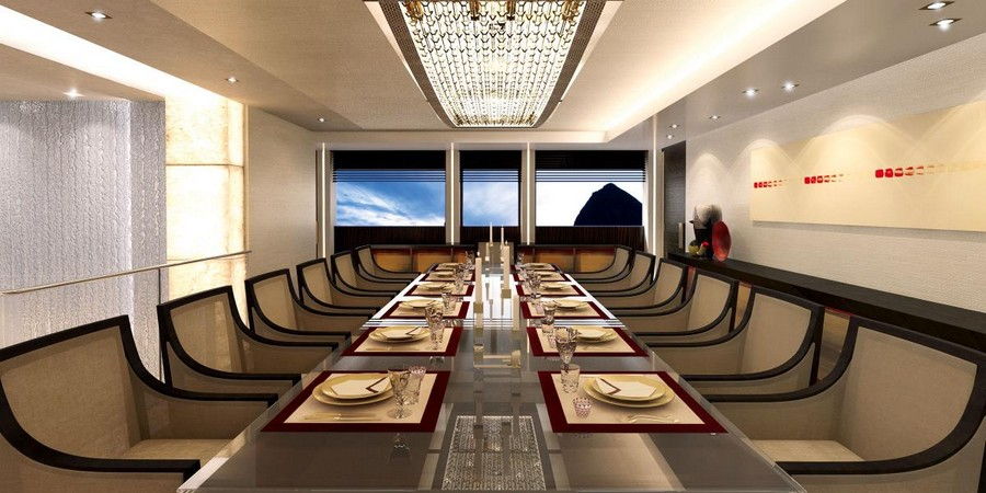 yacht interiors Have a look at 50 of the greatest yacht interiors – Part 3 Illusion plus