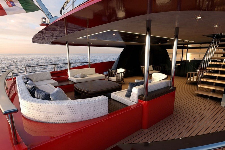 yacht interiors Have a look at 50 of the greatest yacht interiors – Part 2 Ipanema2