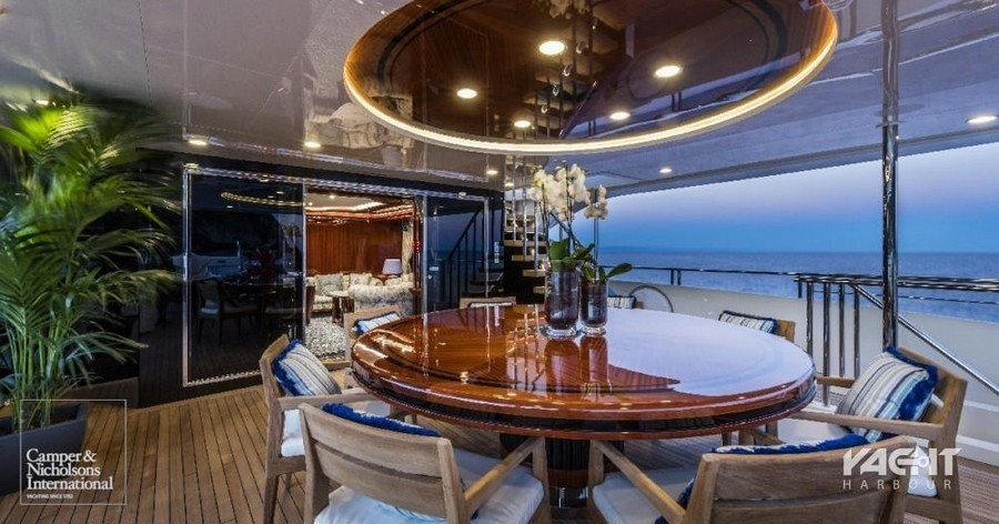 yacht interiors Have a look at 50 of the greatest yacht interiors – Part 2 Ipanema6