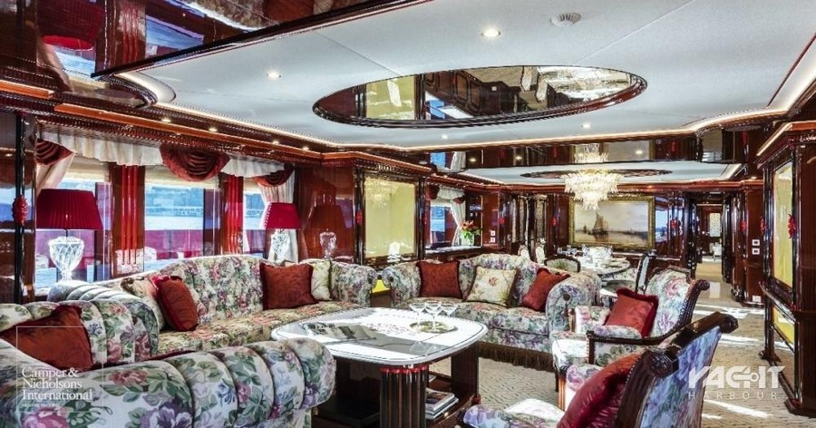 yacht interiors Have a look at 50 of the greatest yacht interiors – Part 2 Ipanema7