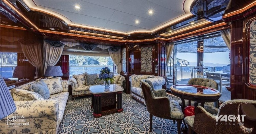 yacht interiors Have a look at 50 of the greatest yacht interiors – Part 2 Ipanema8