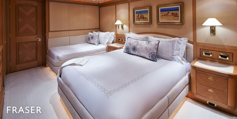 yacht interiors Have a look at 50 of the greatest yacht interiors – Part 3 Laurel3