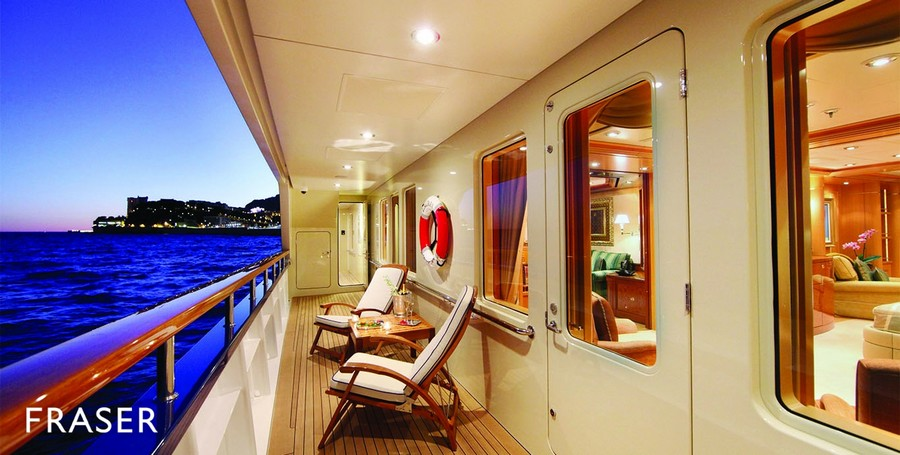 yacht interiors Have a look at 50 of the greatest yacht interiors – Part 3 Laurel5