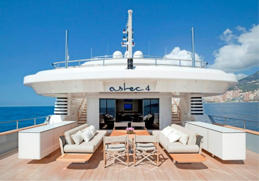 Top yacht designers: 5 luxury yacht interiors by Remi Tessier yacht interiors Top yacht designers: 5 luxury yacht interiors by Remi Tessier Luxury Yacht ASLEC 4