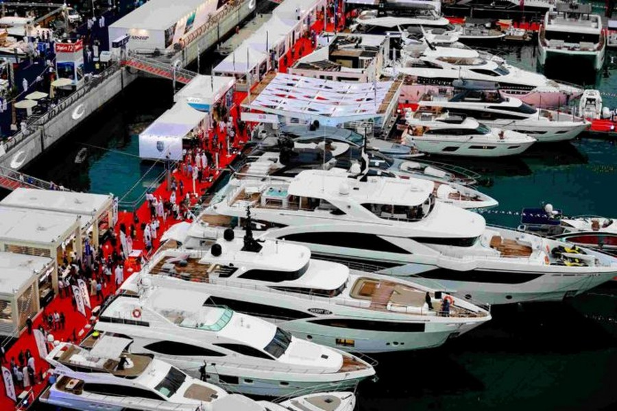 Dubai International Boat Show 2019: what we know so far dubai international boat show Dubai International Boat Show 2019: what we know so far More than 400 boats will converge at the 2019 Dubai International Boat Show compressed 1 696x464
