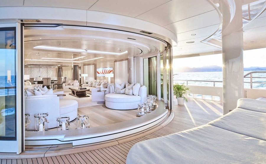 yacht interiors Have a look at 50 of the greatest yacht interiors – Part 2 NewSecret3