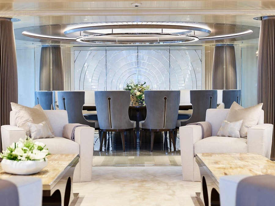 yacht interiors Have a look at 50 of the greatest yacht interiors – Part 2 NewSecret4