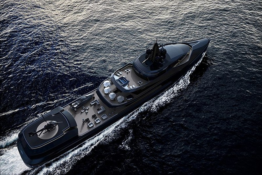 Some of 2019's most extravagant yacht concepts released so far yacht concepts Some of 2019's most extravagant yacht concepts released so far Oceanco2