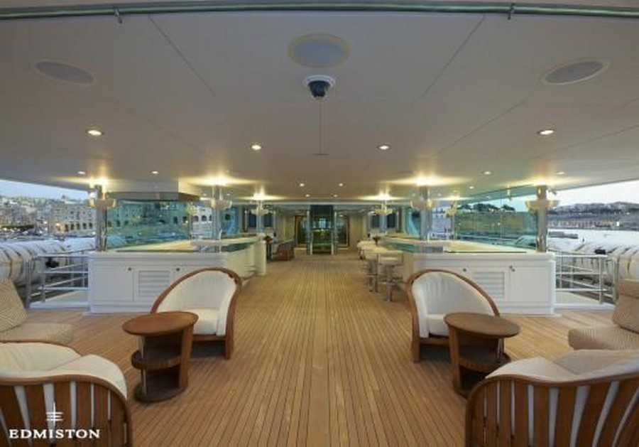 yacht interiors Have a look at 50 of the greatest yacht interiors – Part 3 PegasusVIII 3