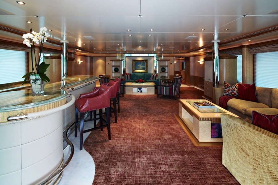 yacht interiors Have a look at 50 of the greatest yacht interiors – Part 3 PegasusVIII 7