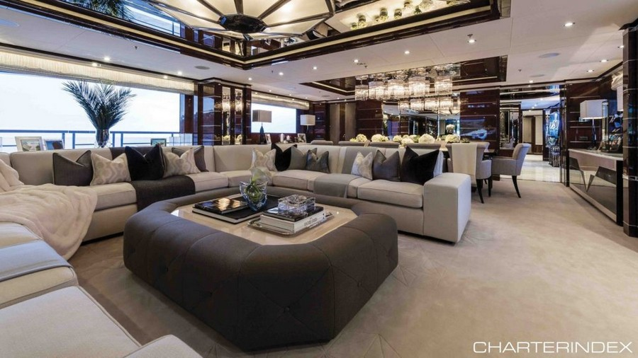 yacht interiors Have a look at 50 of the greatest yacht interiors – Part 3 PegasusVIII 8