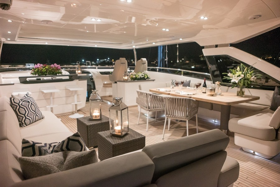 yacht interiors Have a look at 50 of the greatest yacht interiors – Part 2 Princess30m3