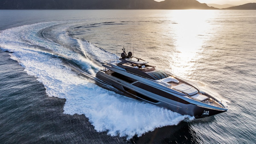 Boat International Design See the grand winners of Boat International Design & Innovation Awards Riva yacht