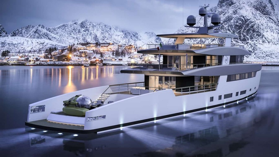See the Two new Supply Vessel Concepts by Rosetti Superyachts rosetti superyachts See the Two new Supply Vessel Concepts by Rosetti Superyachts Rosetti Superyachts concepts 2