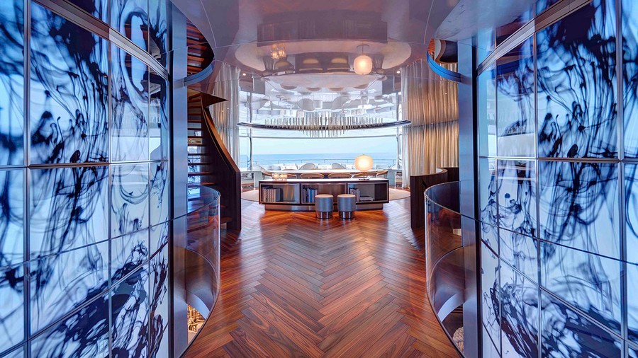 Have a look at 5 of the best luxury owner's decks in yachts decks in yachts Have a look at 5 of the best luxury owner's decks in yachts Savannah