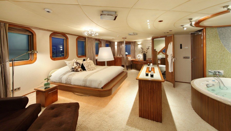 yacht interiors Have a look at 50 of the greatest yacht interiors – Part 3 Sherekhan4