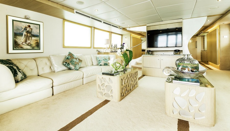 yacht interiors Have a look at 50 of the greatest yacht interiors – Part 3 Stella Maris