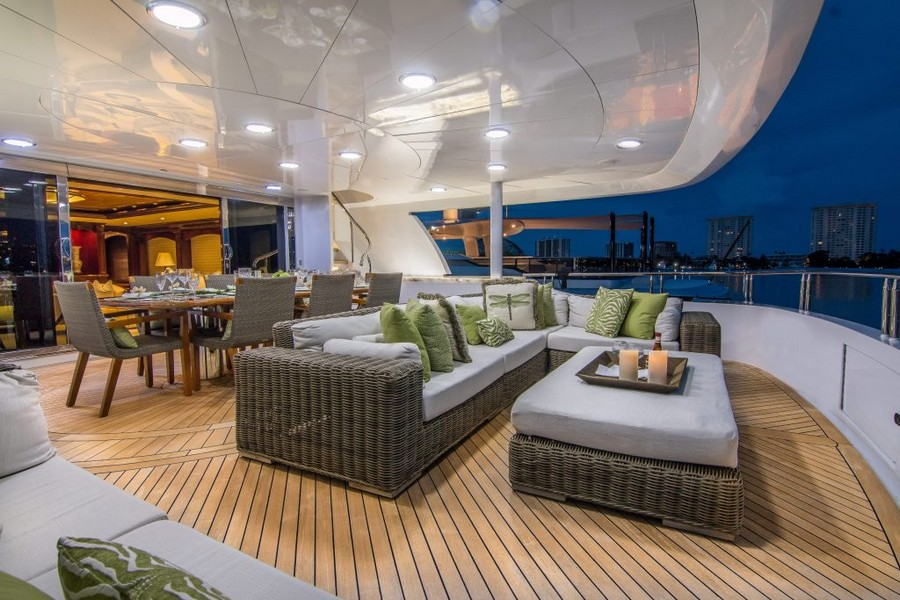 yacht interiors Have a look at 50 of the greatest yacht interiors – Part 2 StepOne1