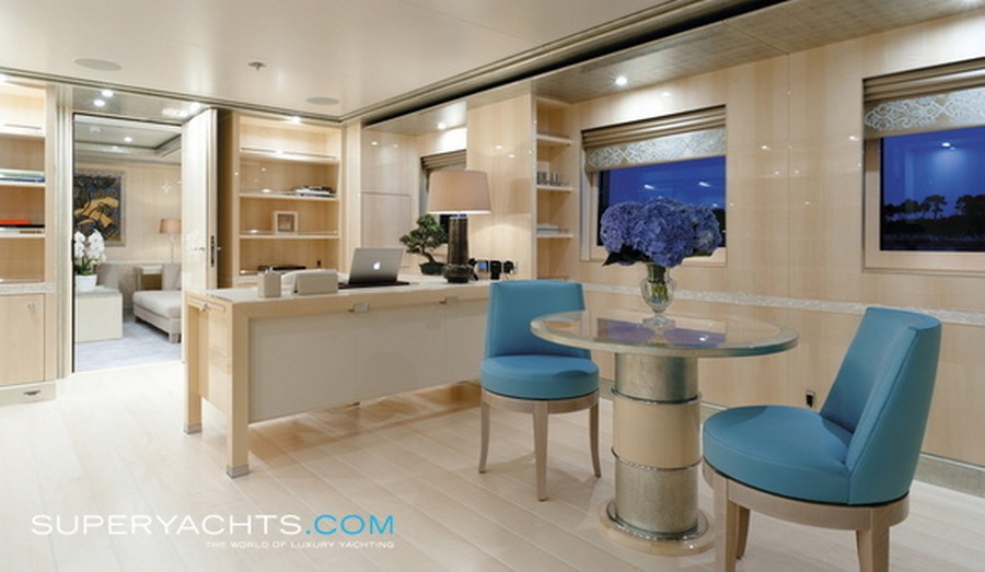 yacht interiors Have a look at 50 of the greatest yacht interiors – Part 2 StepOne2