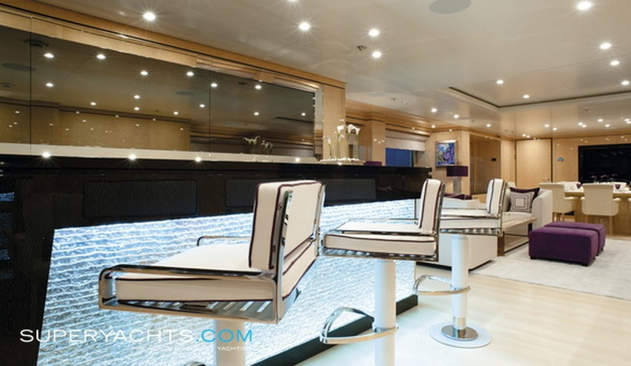 yacht interiors Have a look at 50 of the greatest yacht interiors – Part 2 StepOne4