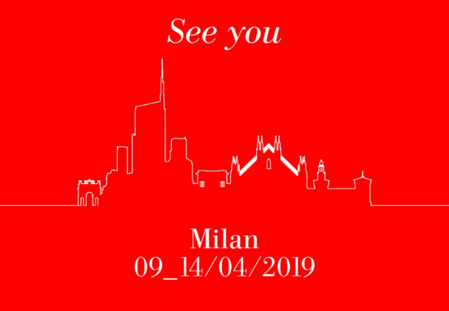 We have a guide for ISaloni & Milan Design Week 2019 for you Milan Design Week We have a guide for ISaloni & Milan Design Week 2019 for you The Ultimate Design Guide For iSaloni Milan Design Week 2019 777