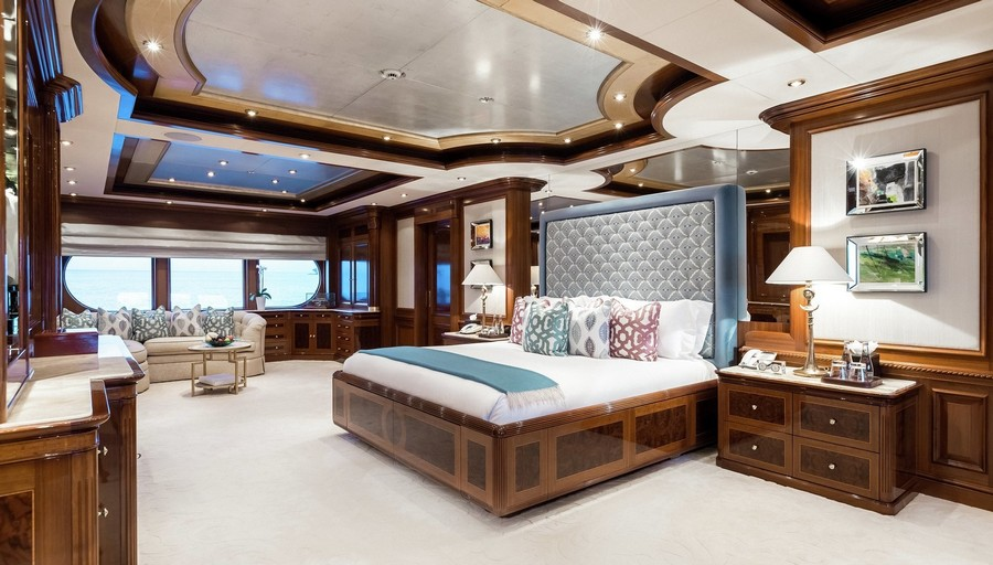 yacht interiors Have a look at 50 of the greatest yacht interiors – Part 3 Titania2