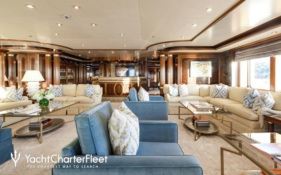yacht interiors Have a look at 50 of the greatest yacht interiors – Part 3 Titania3